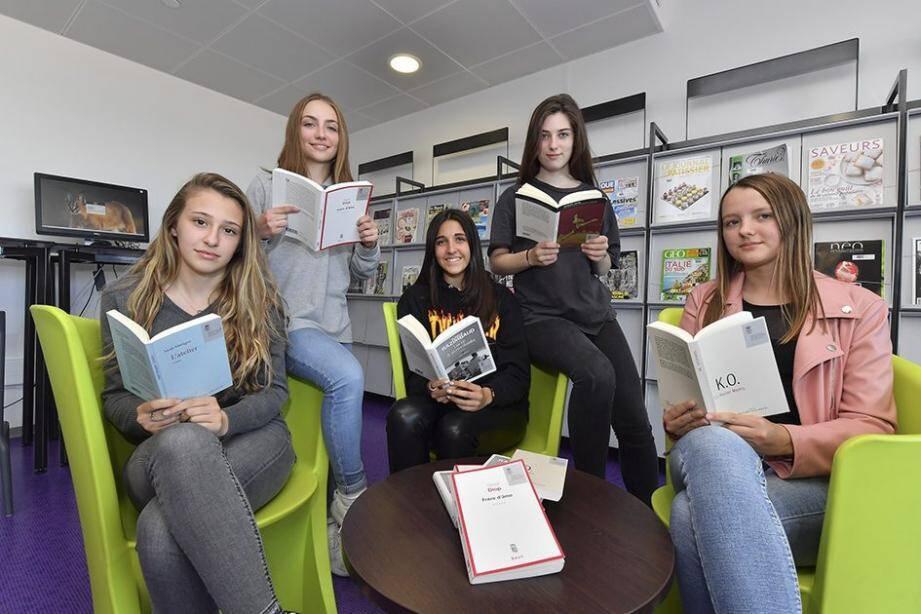 Les lycéens monégasques rencontreront les auteurs des ouvrages qu'ils ont sélectionnés le 5 juin prochain.