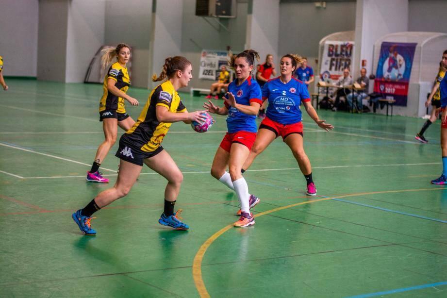 Les filles de N3 terminent la saison par un derby face au HBDC.DR