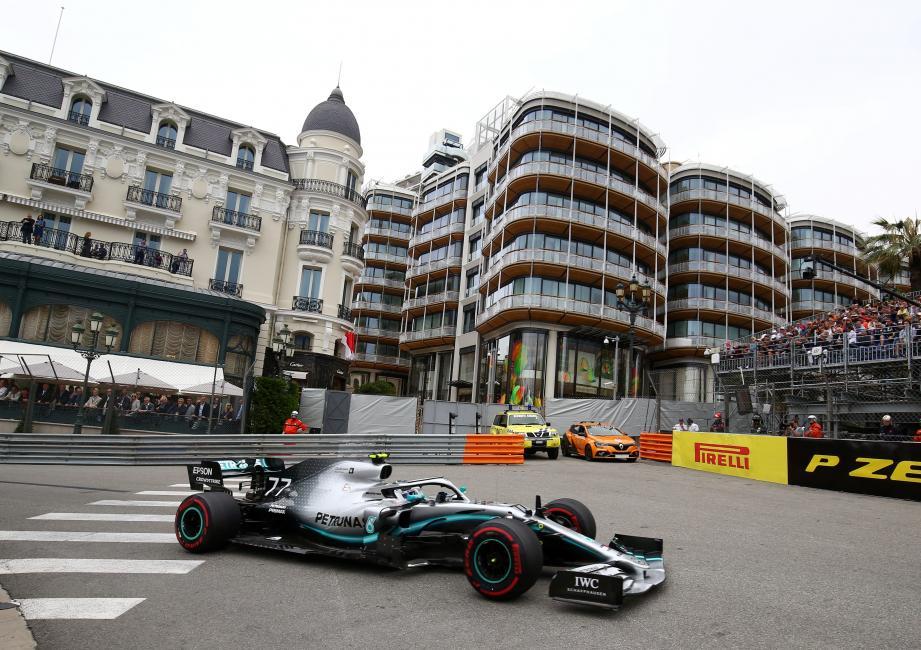 Valtteri Bottas : quatre pole positions à la suite ?