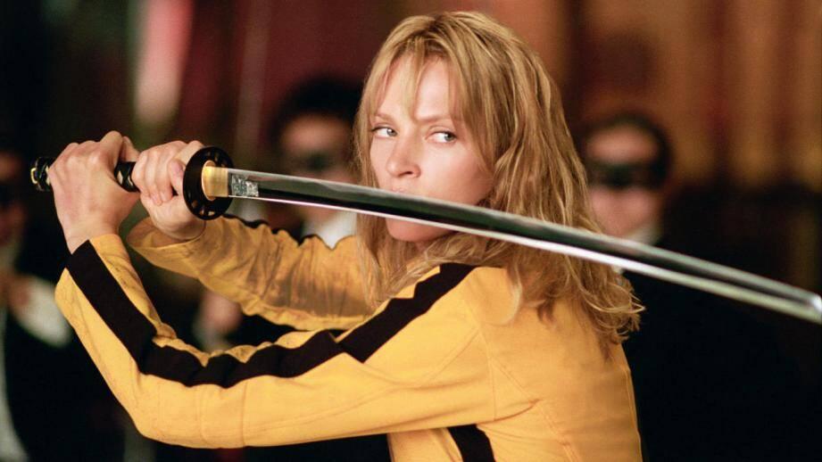 Uma Thurman dans Kill Bill: volume 1.