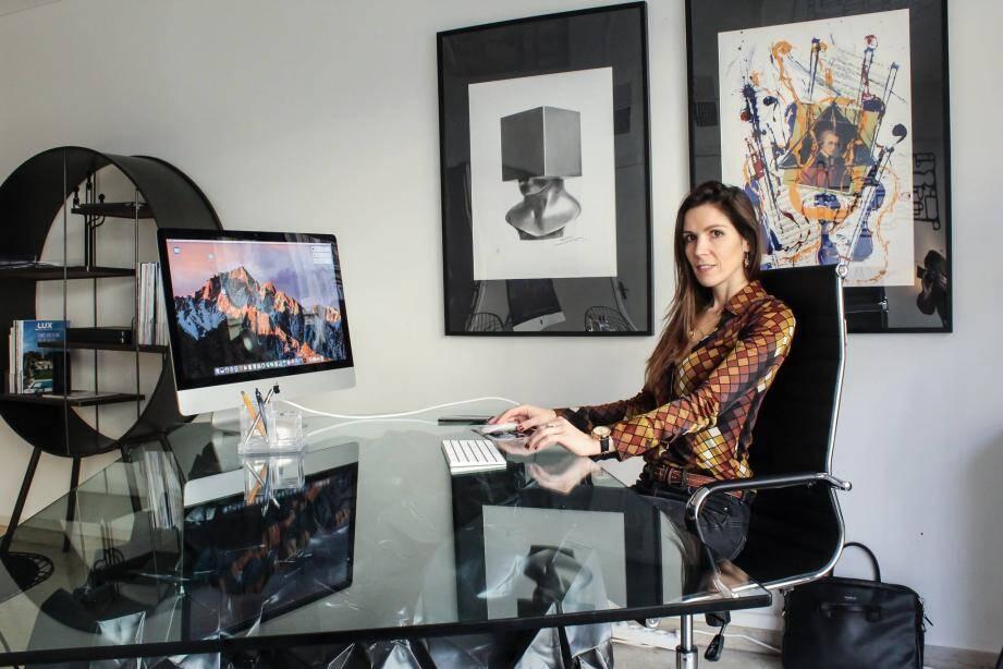 Diane SEROMENHO - Fondatrice de EYECOM