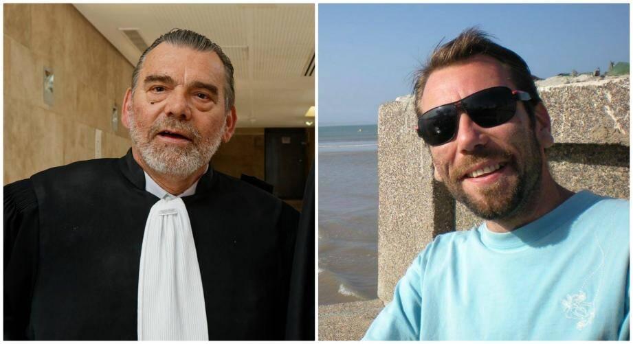 Me Frank Berton a obtenu la libération de Thomas Gallay (à droite), effective depuis ce jeudi.