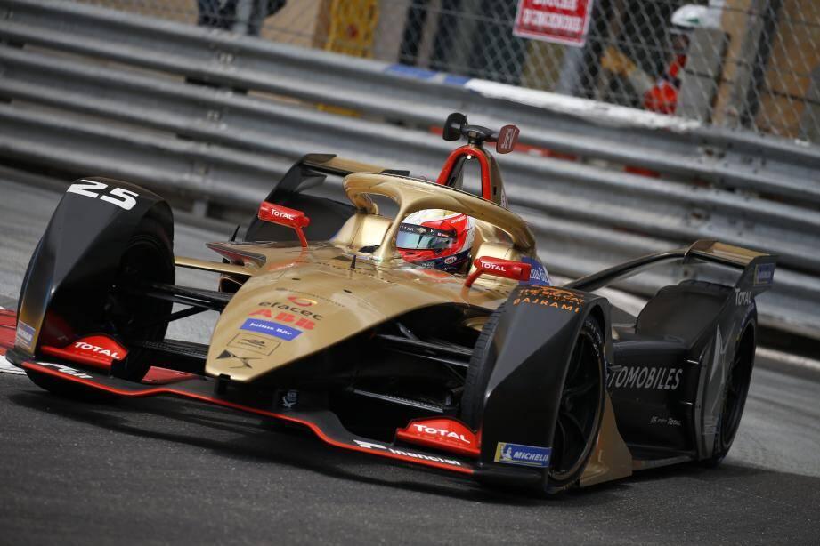 Jean-Eric Vergne s'offre une Marseillaise à Monaco!
