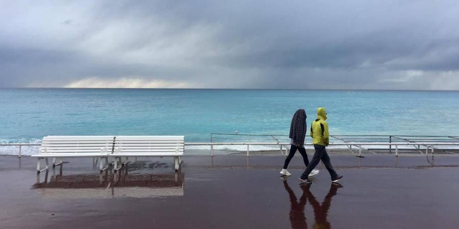 De la pluie est attendue ce week-end sur la Côte d'Azur.