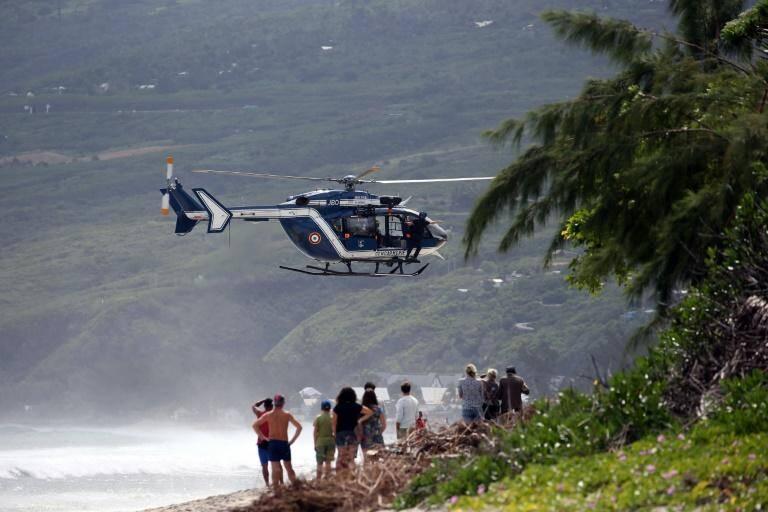 Le 29 avril 2017, les secours étaient intervenus en hélicoptère à Saint-Leu où un bodybordeur avait été victime d'une attaque de requin (archives).