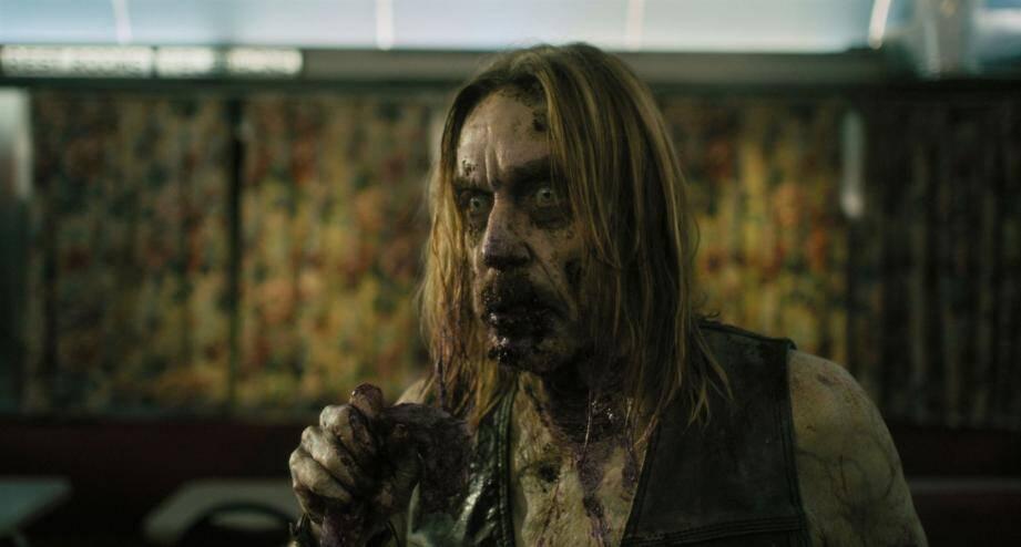 Iggy Pop grimé en zombie dans le nouveau film de Jim Jarmusch.