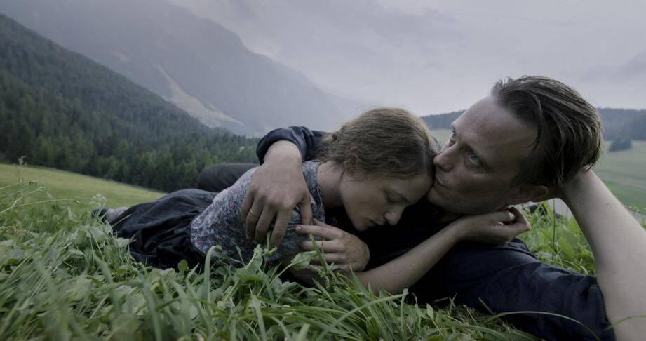 Terrence Malick filme l'histoire véridique de Franz Jäggerstäter comme la Passion du Christ.