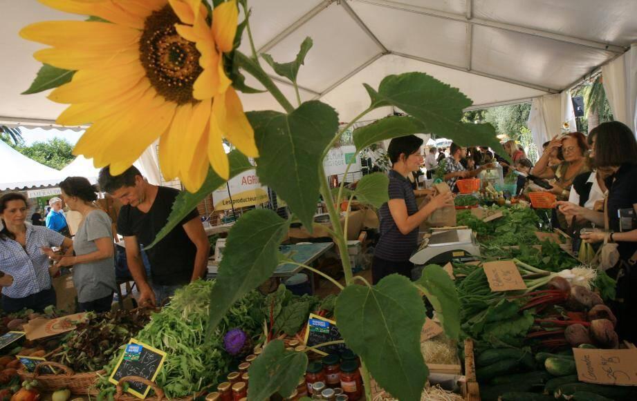 Bionazur, salon pour faire son marché de produits bio et de bien-être. C'est beau, c'est bon et c'est gratuit.