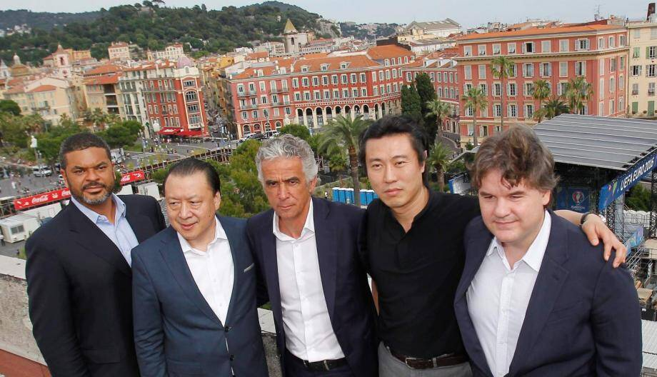 Christian Estrosi avait réuni les actionnaires de l'OGC Nice.