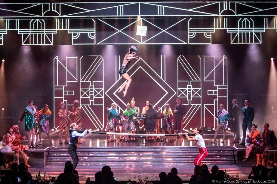 L'an dernier, le spectacle de la troupe du Cirque du Soleil était une première.