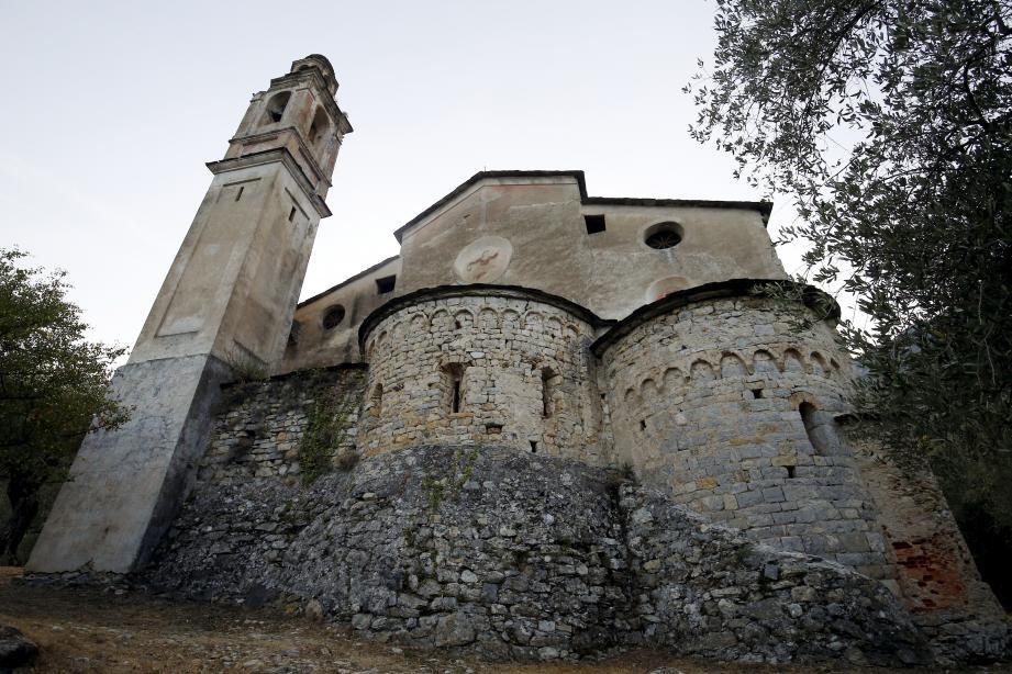La chapelle Notre-Dame-du-Mont de Breil-sur-Roya, un patrimoine pour lequel on se mobilisait déjà en 1969 à la télévision.