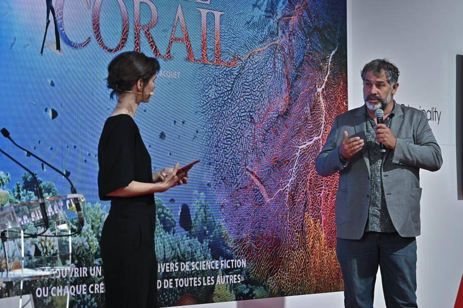 Lauréat d'un Oscar en 2006 pour son film-documentaire La marche de l'empereur, Luc Jacquet installe à Monaco sa société Icebreaker, qui fonctionne grace à une bourse virtuelle pour financer des projets.