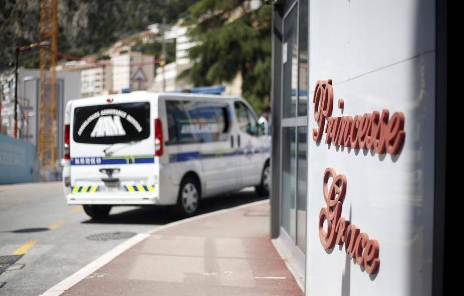 L'hôpital Princesse Grace de Monaco