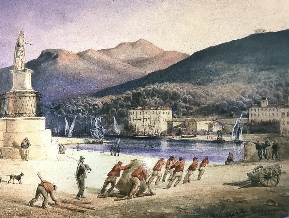 Connaissez Vous L Histoire Des Bagnes Et Des Galeres De L Ancien Comte De Nice Nice Matin