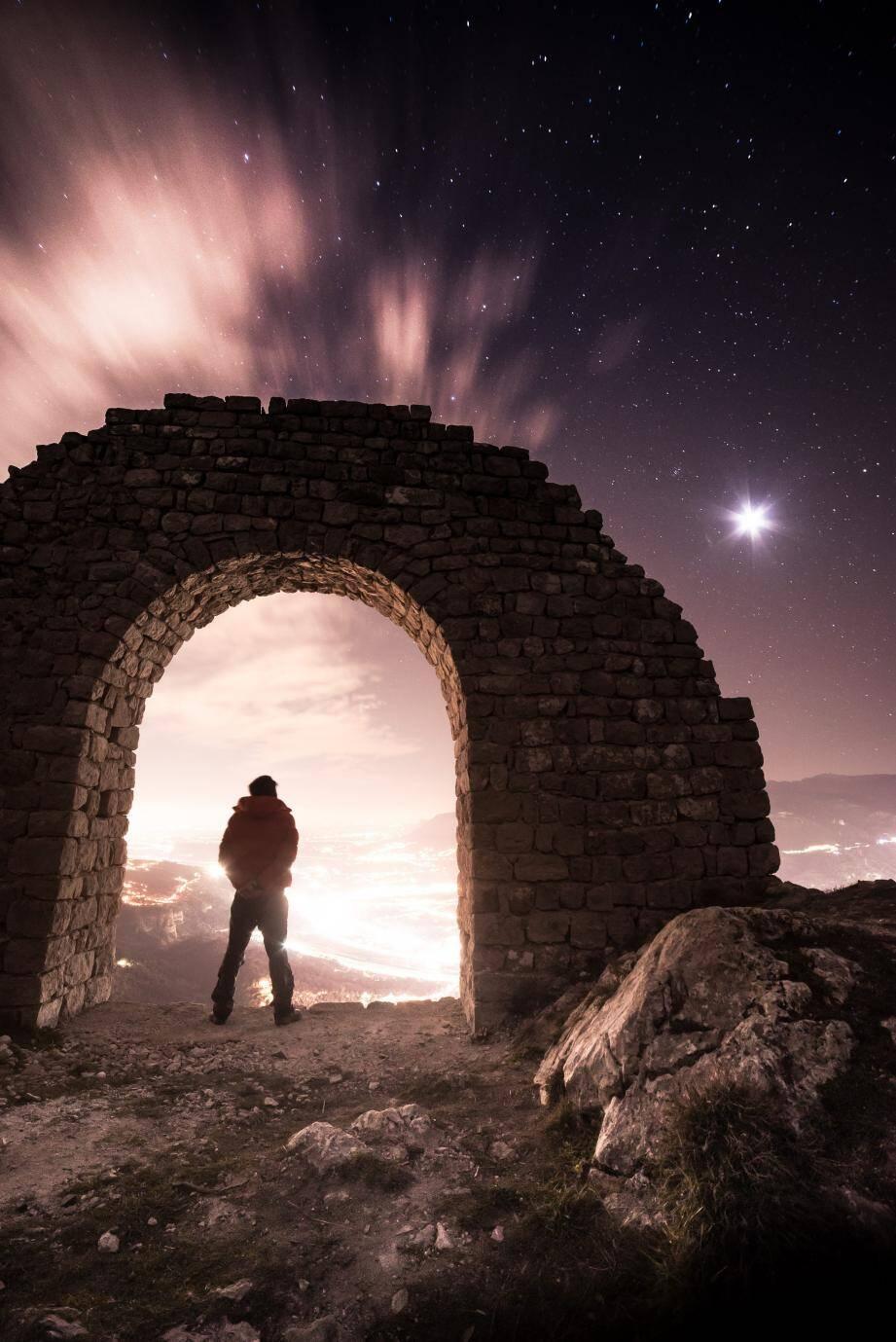 La magie des nocturnes du Parc naturel régional des Préalpes d'Azur.