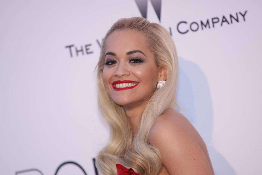 Rita Ora à Cannes en 2015