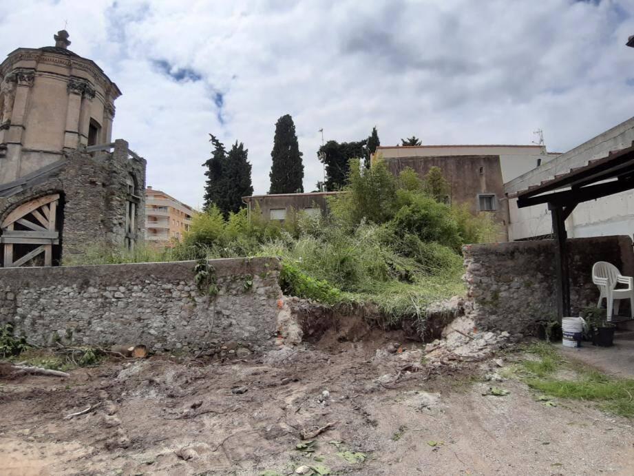 L'obus a été découvert dans le cadre du chantier de réalisation de réserves externalisées pour l'établissement culturel.