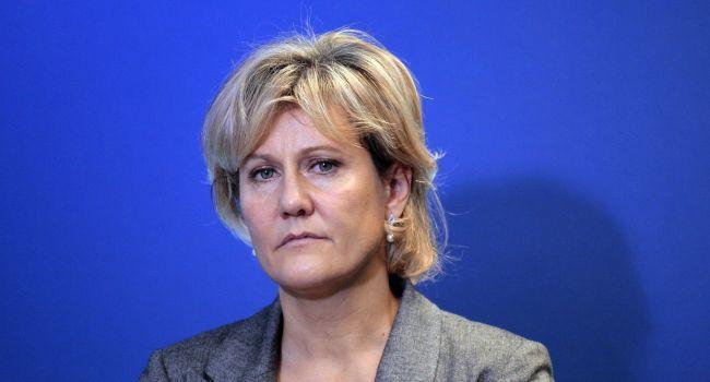 Nadine Morano, eurodéputée sortante.