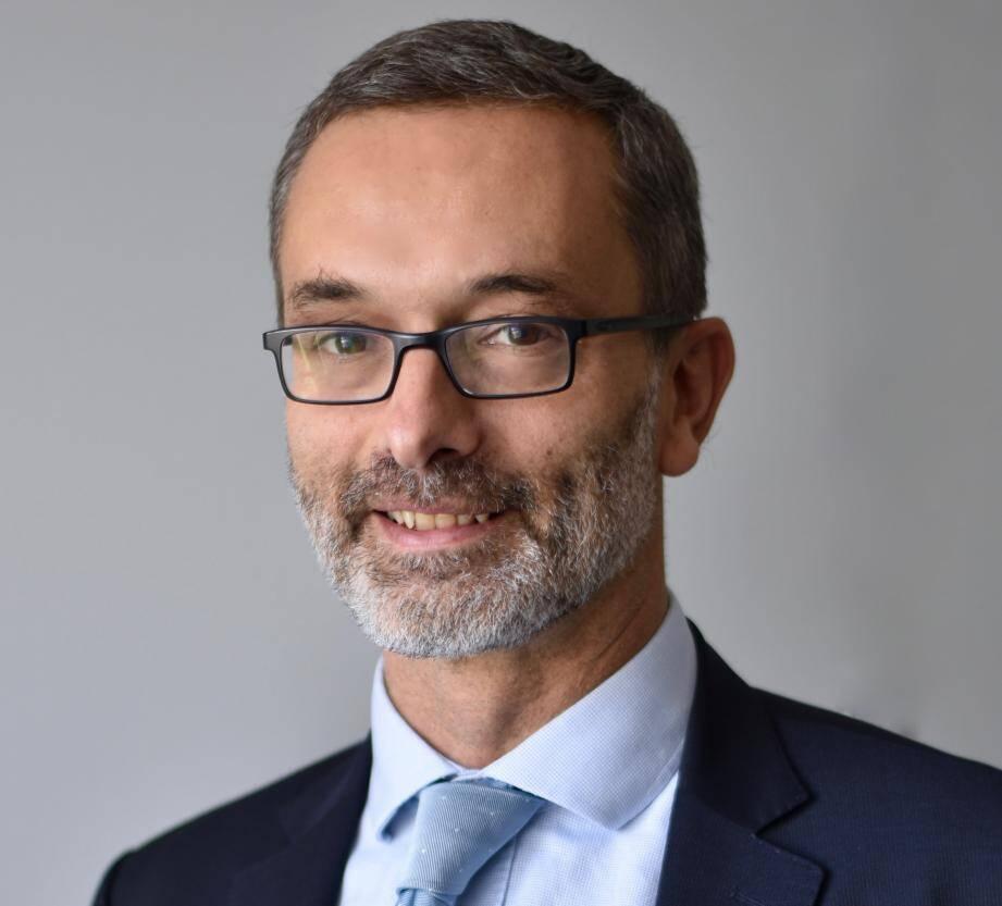 Fabrice Tenneson est depuis le 1er mai directeur régional Méditerranée de cette filiale du groupe EDF.