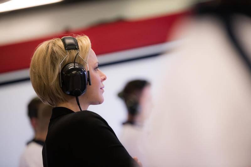 Top départ au Mans le 15 juin à 15 heures pour la princesse Charlène de Monaco!