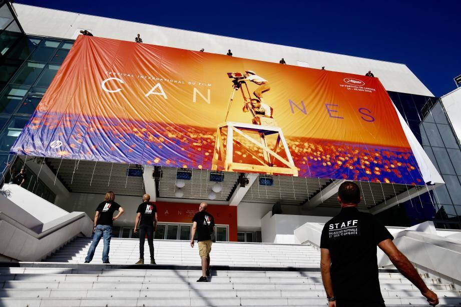 L'affiche du Festival de Cannes 2019 rend hommage à Agnès Varda.