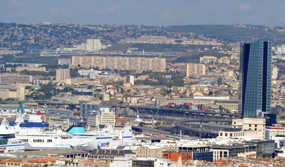 Illustration Marseille.