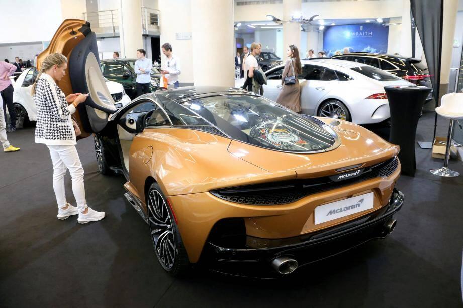 « La McLaren Grand Tourer a fait fureur », se félicite Salim Zeghdar.
