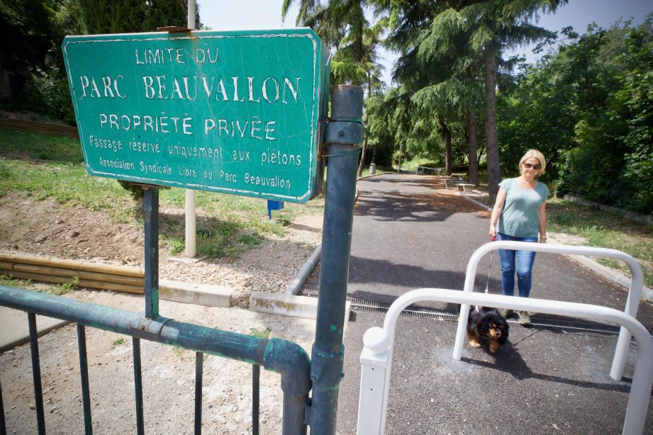Une petite cure de Jouvence pour le Parc Beauvallon, au Petit-Juas.