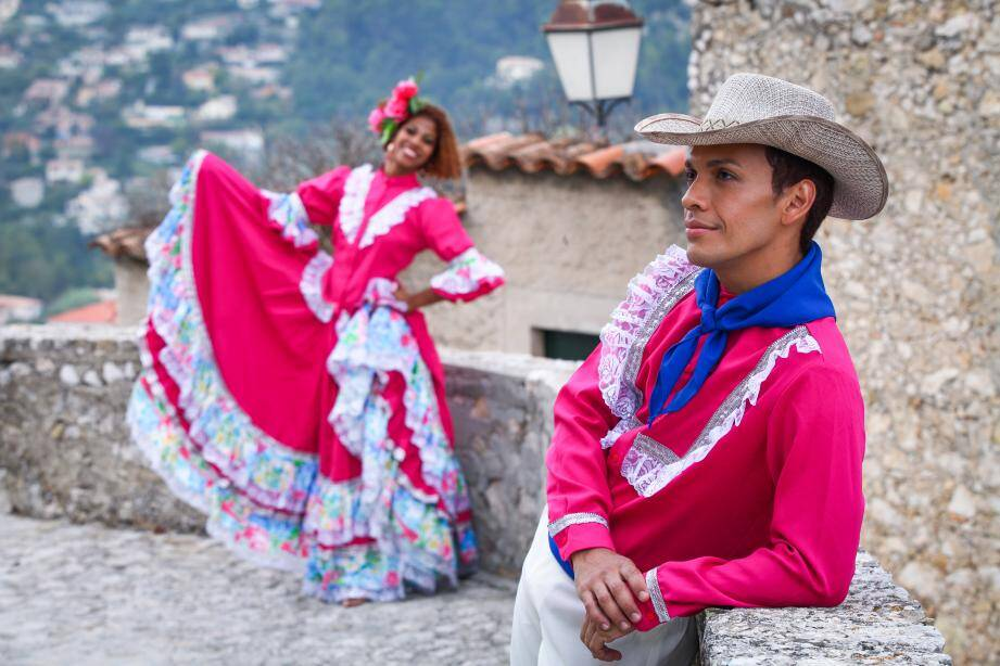 Les cinq régions colombiennes seront à l'honneur par leurs folklores au cours de cette soirée au Monte-Carlo Beach.(DR)