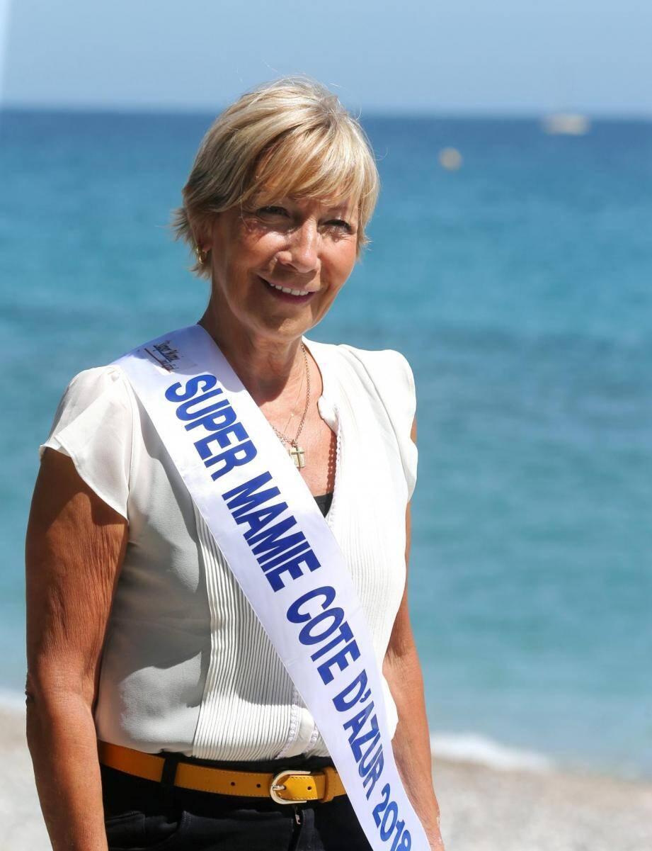 Rita Largillier a remporté le titre de «Super Mamie France 2019» sur la scène de la Maison du Peuple à Belfort!