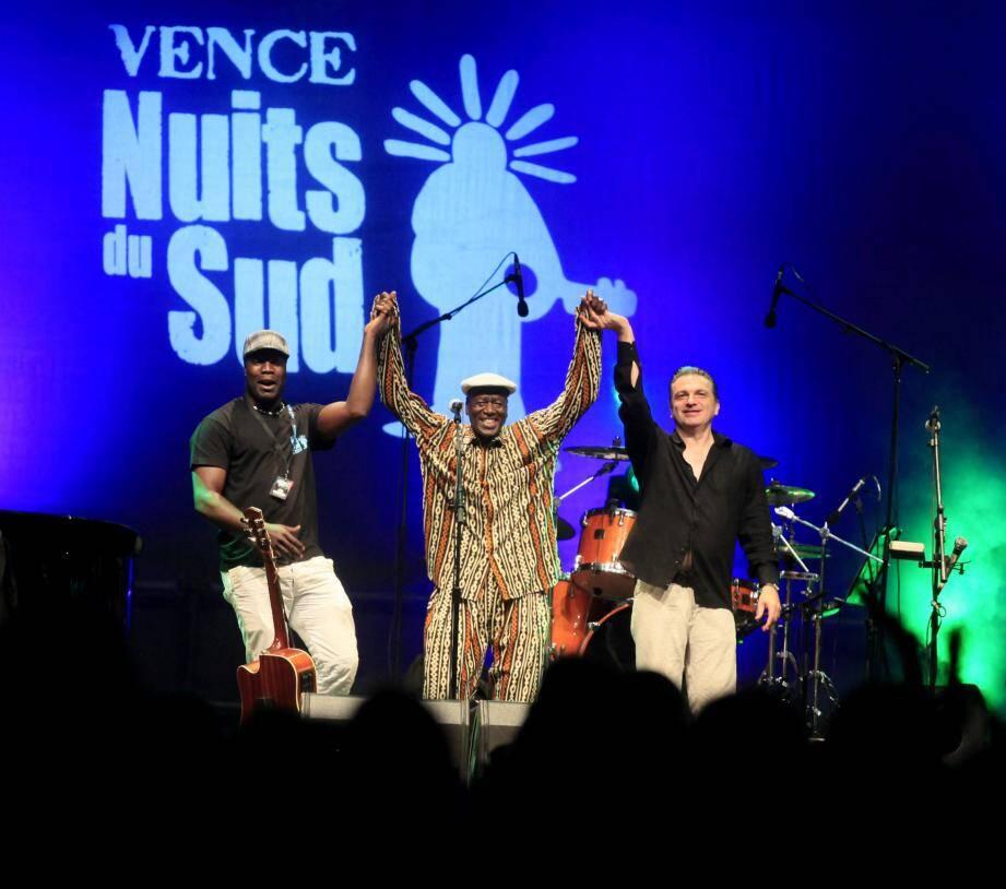 Les Nuits du Sud, festival emblématique de Vence.