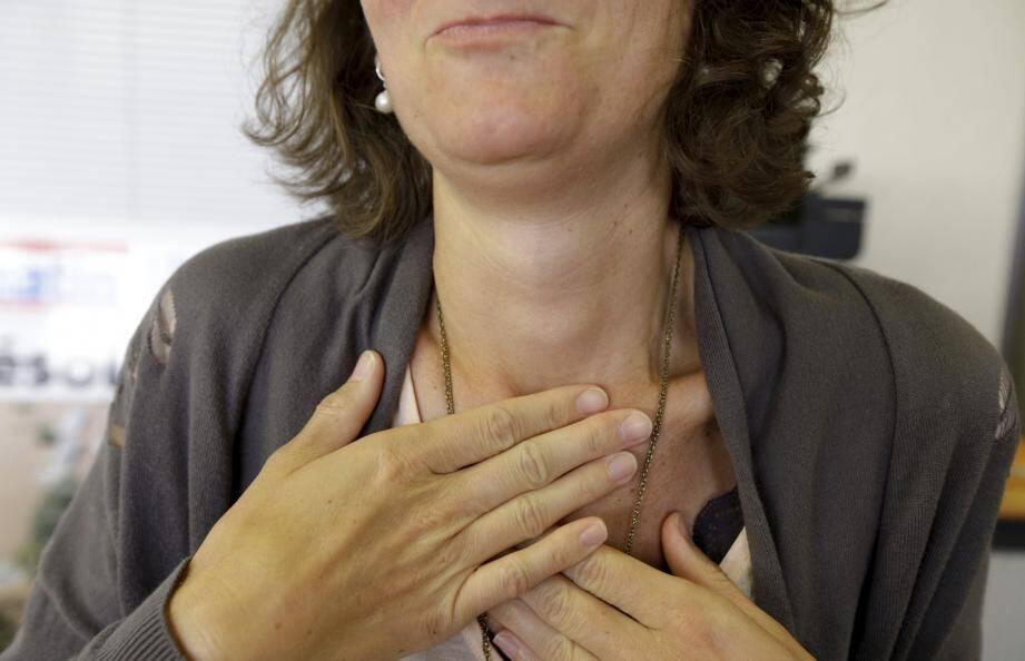 Le reflux gastro-œsophagien provoque des brûlures très désagréables.