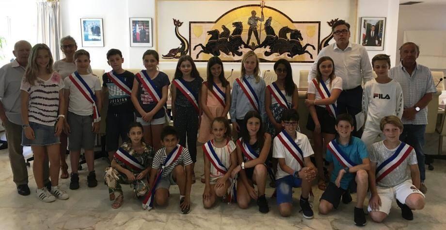 Les jeunes élus maximois ont été réunis pour la toute dernière séance plénière, un nouveau conseil sera élu à la rentrée prochaine.