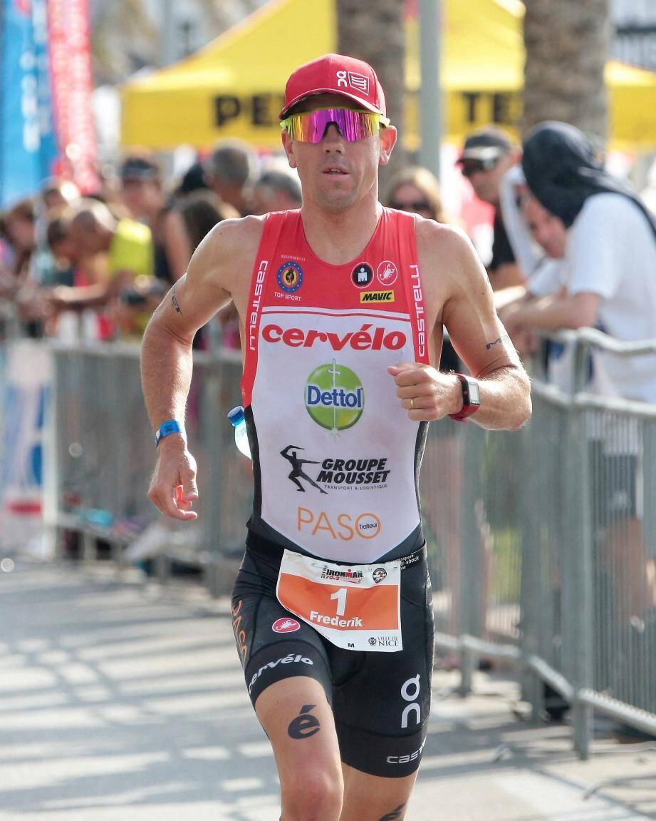 Vainqueur l'an dernier, le Belge Frederik Van Lierde vient défendre son titre.