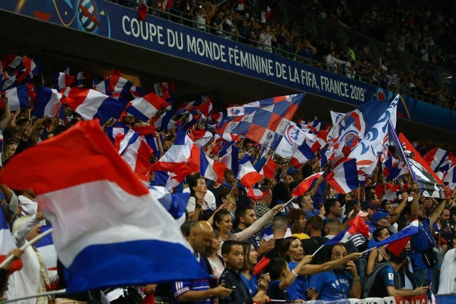 35 000 personnes ont assisté au match France-Norvège, le 19 juin, à l'Allianz.