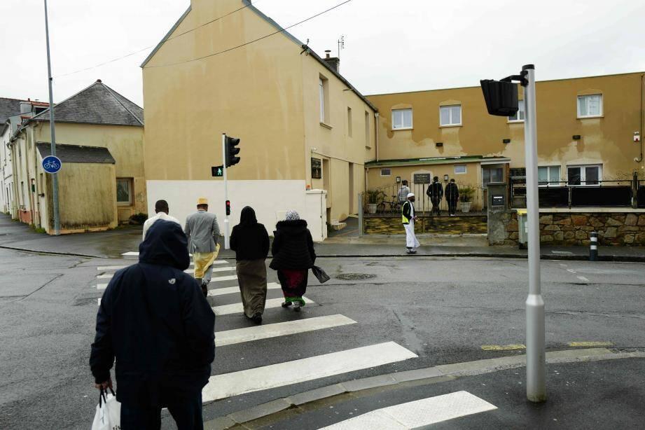 Des coups de feu ont été tirés devant une mosquée de Brest.