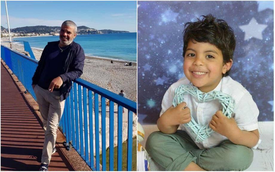 Tahar ne s'est jamais remis de la perte de son fils et de sa femme dans l'attentat de Nice.