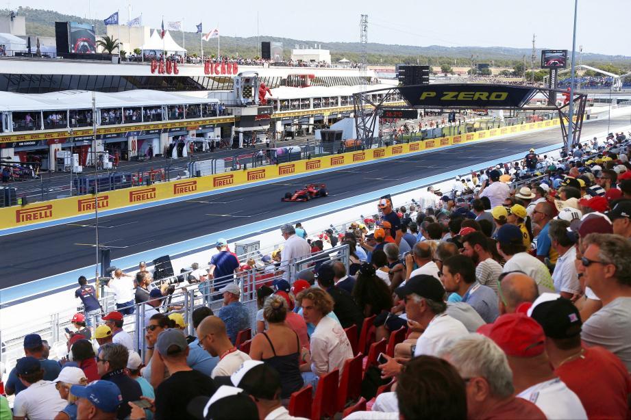 Le Grand Prix de France a vu s'imposer la Mercedes d'Hamilton pour la deuxième fois en deux ans.
