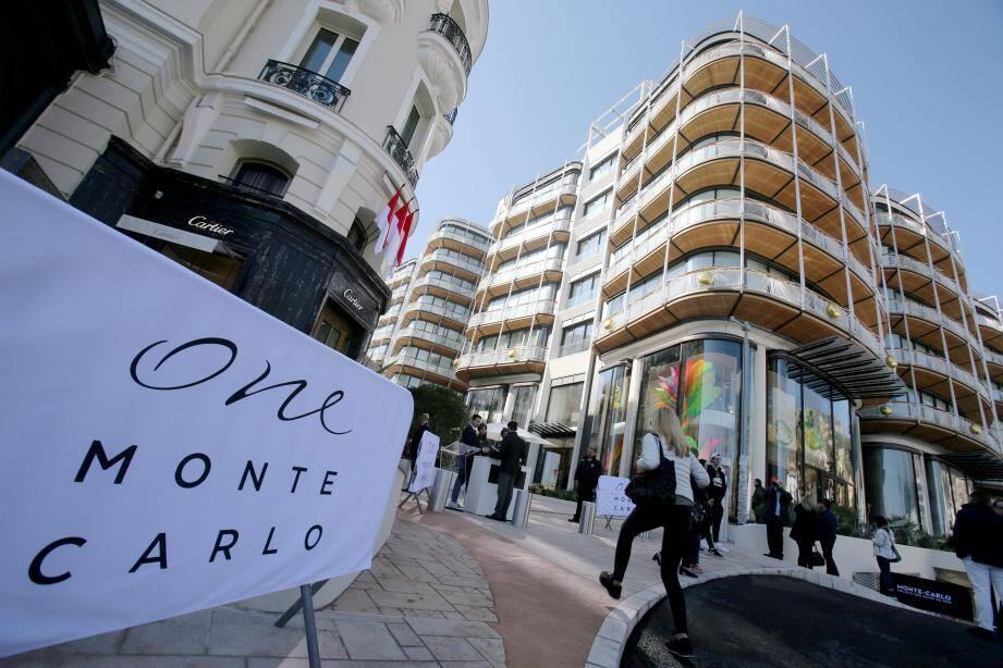 Inauguré le 22 février dernier par la famille princière, le nouveau complexe One Monte-Carlo connaît des premiers résultats positifs.