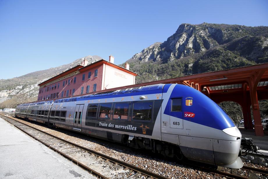 Le TER s'arrêtera-t-il toujours en gare de Breil-sur-Roya?