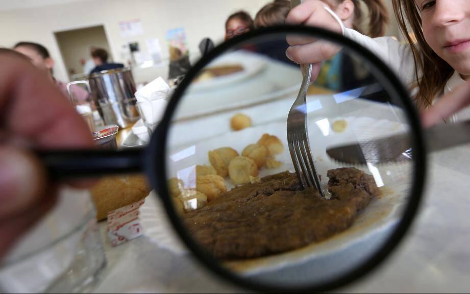 Dès la rentrée, les cantines proposeront tous les jours un menu sans viande aux enfants.