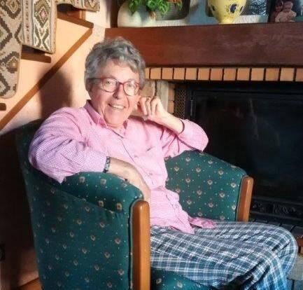 Paulette Klein a quitté son domicile ce vendredi matin.