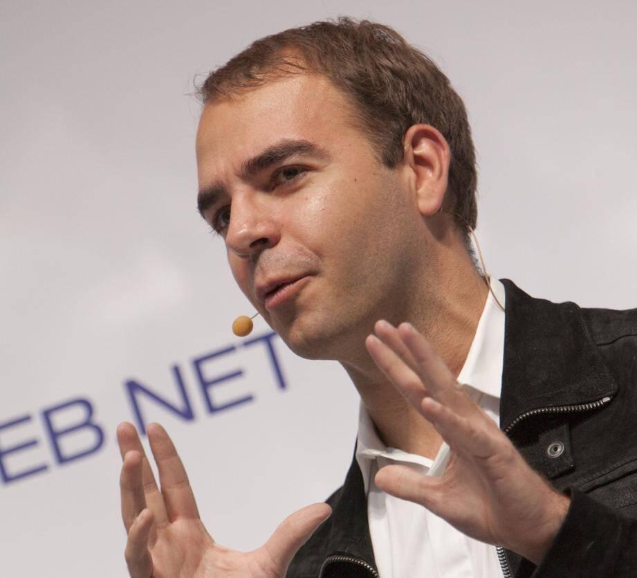 Tous les ans, le Niçois Fabrice Grinda investit dans une centaine de startups et en crée deux.