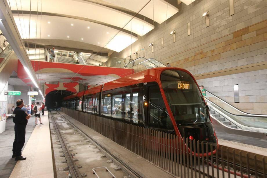 Le deuxième tronçon de la ligne 2 a été inauguré ce vendredi 28 juin.