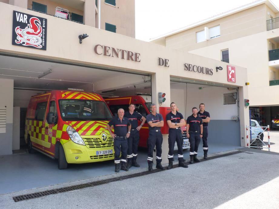Les pompiers sanaryens donnent leurs conseils