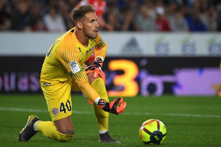 Benjamin Lecomte a signé un contrat de 5 ans à Monaco.
