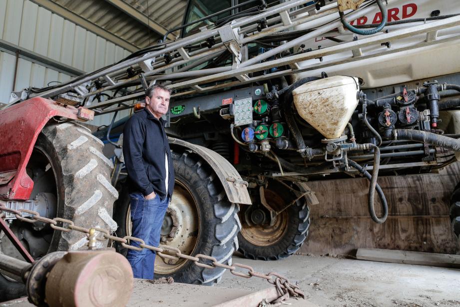 L'agriculteur Paul François se bat contre Monsanto.