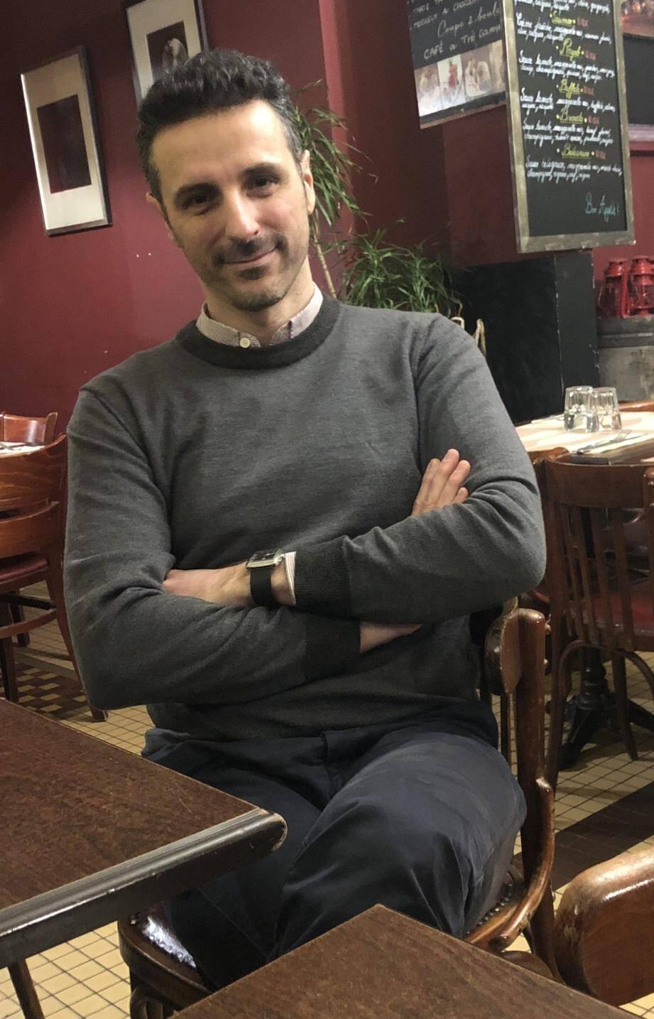 Fabien Forchino : « Personne ne devrait accepter d'être celui qui ferait échouer la négociation : il en porterait une très lourde responsabilité devant les générations futures. »