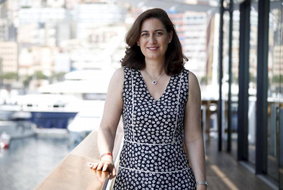 Georgina Grenon, directrice de l'excellence environnementale.