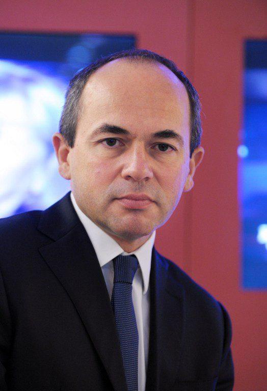 Fabrice Paire, président du directoire du groupe Partouche.(DR)